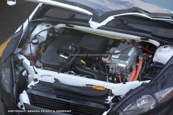 Fotos espía del próximo Ford Fusion Hybrid... ¿o del Mondeo Hybrid?