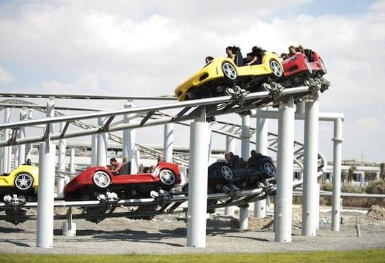 Ferrari World, parque temático de Abu Dhabi
