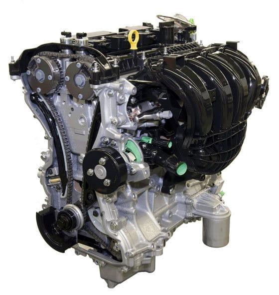 Motor 2.0 Ti-VCT