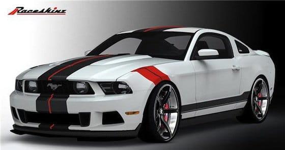 Ford Mustang GT en el SEMA