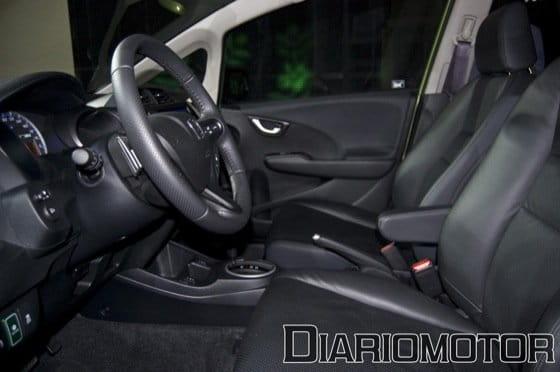 Honda Jazz Hybrid en el Salón de París