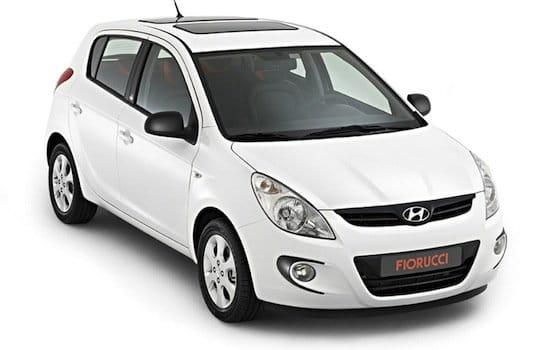 Hyundai i20 Fiorucci