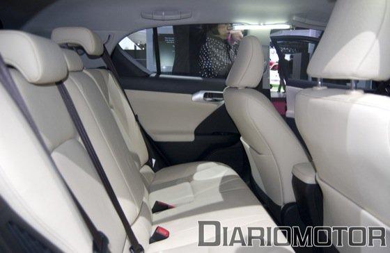 Lexus CT200h en el Salón de París