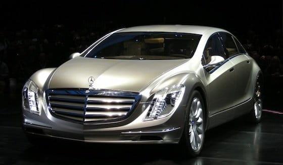 Mercedes F 700 Concept