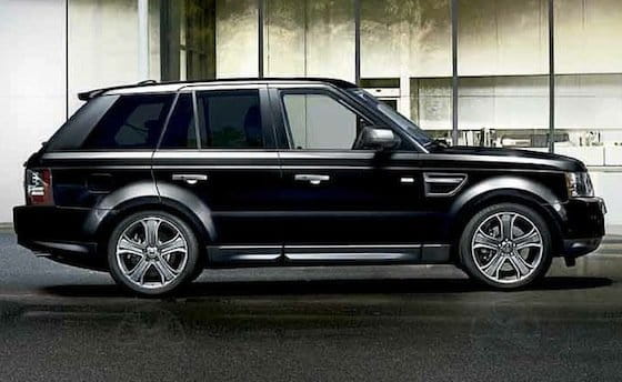Range Rover Sport 2011 Launch Edition