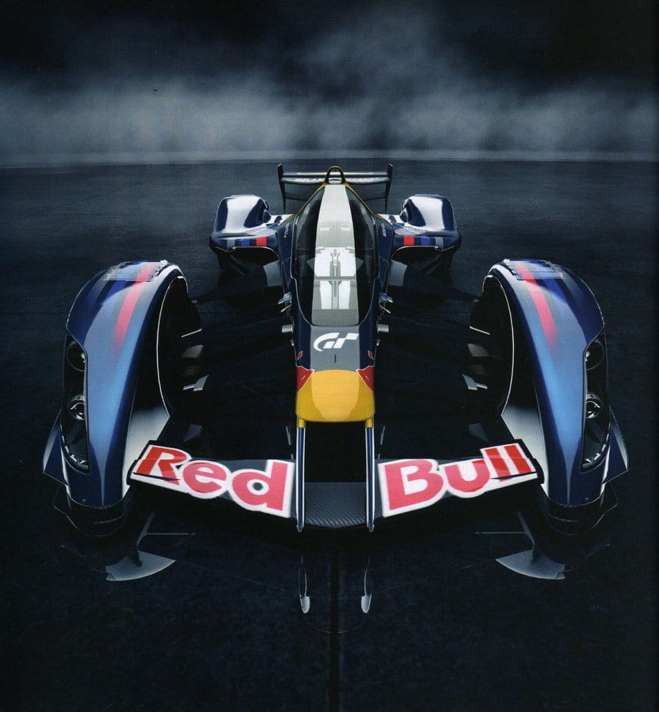 Volver a Red Bull X1,