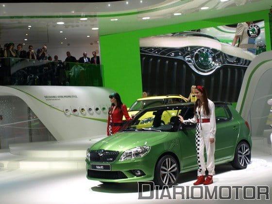 Los concesionarios de Skoda se enfadan con Volkswagen