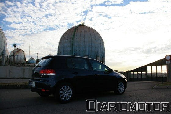 Volkswagen Golf 1.2 TSI DSG, a prueba (III)