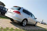 Volkswagen Passat, presentación y prueba en Barcelona