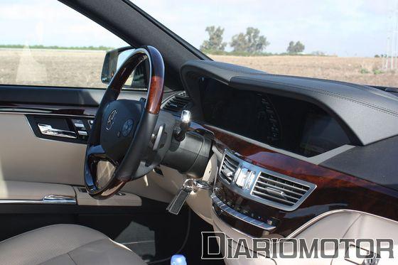 S350 CDI Interior