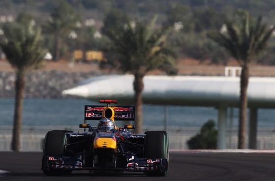 Red Bull - GP Abu Dhabi 2010