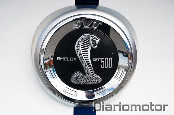 Shelby Mustang GT500 2010