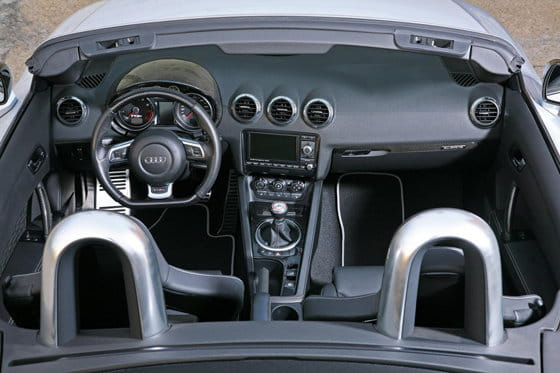Audi TT RS Senner Tuning