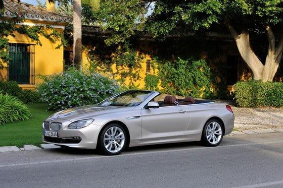 BMW Serie 6 Cabrio 2011
