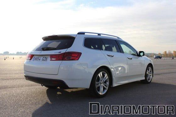 Honda Accord 2.2 i-DTEC 180 CV Type S, presentación y prueba en Madrid (II)