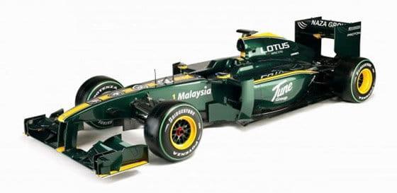 Lotus Racing F1