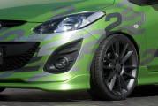 Mazda en el SEMA 2010