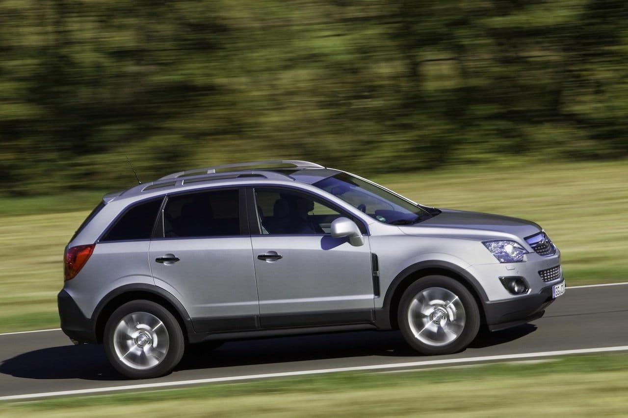 Opel Antara: precios, noticias, prueba, ficha técnica y fotos | Diariomotor