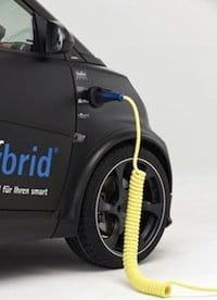 Lorinser Easybrid Smart Fortwo