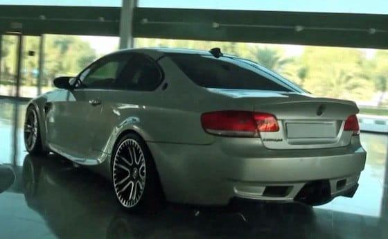 V-BT Racing BMW M3 Coupé BT92