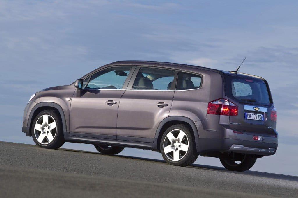 Chevrolet Orlando, foto 2 de 24