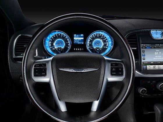 Interior Chrysler 300C
