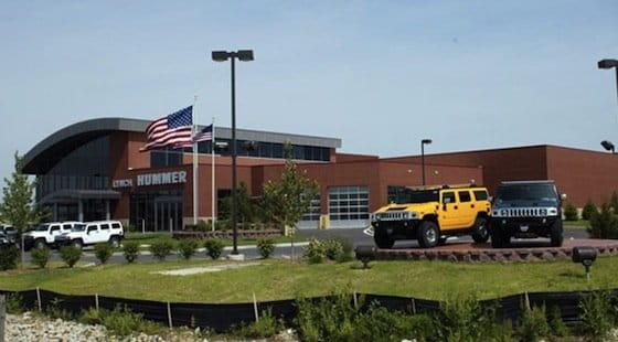 General Motors cierra Hummer