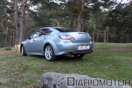 Mazda 6 2.5 Sportive, miniprueba (II)