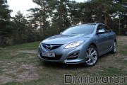 Mazda 6 2.5 Sportive, miniprueba