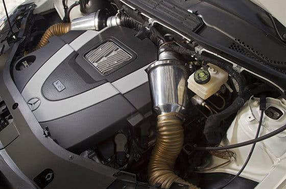 Mercedes B55 AMG