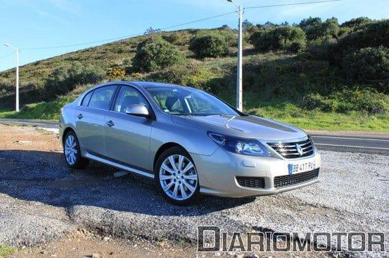 Renault Latitude, presentación y prueba en Portugal (II)