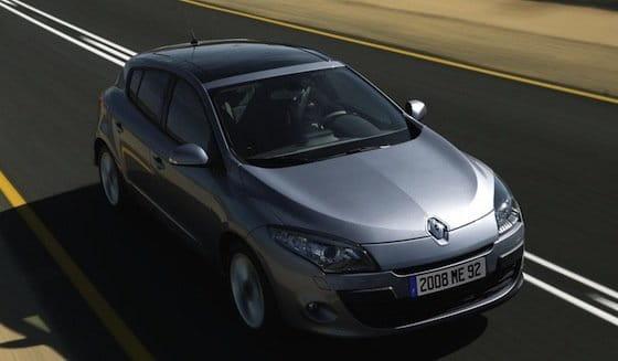 Renault Mégane MkIII