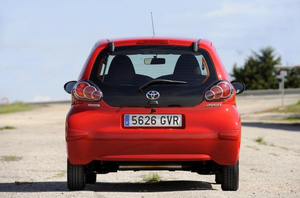 2010 Toyota Aygo photo - 3