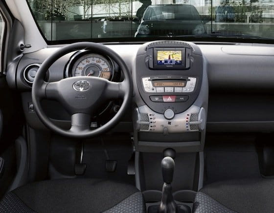 Toyota Aygo 2011