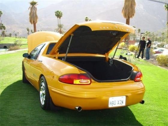 Chrysler JX Concept Coupé