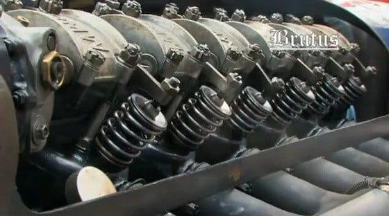 BMW Brutus, un Frankenstein de 48 litros de cilindrada y 750 CV