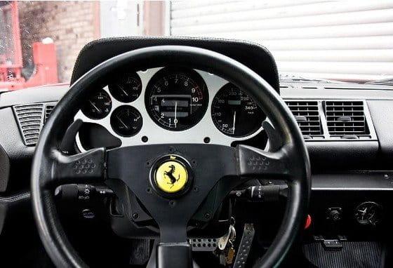 A la venta la impresionante mula del Ferrari Enzo