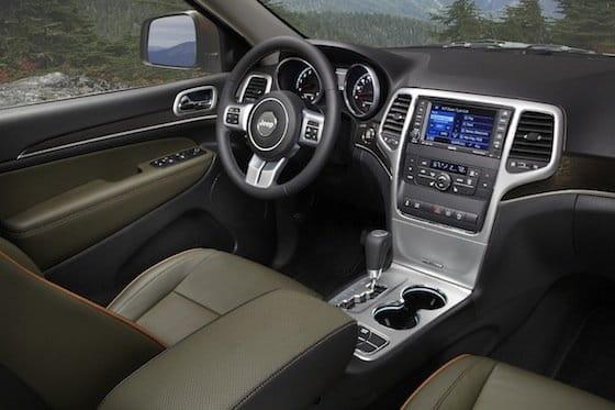 Jeep Grand Cherokee 70th Anniversary Edition
