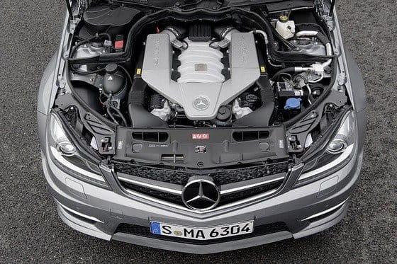 Así es el lavado de cara del Mercedes C 63 AMG