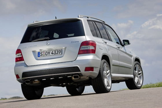 Mercedes Glk 250 BlueEfficiency