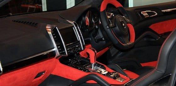 Ante vosotros el Porsche Cayenne Coupé de Merdad