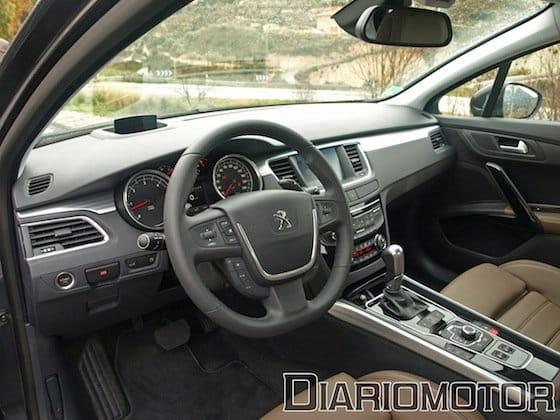 Peugeot 508 y 508 SW, presentación en Alicante