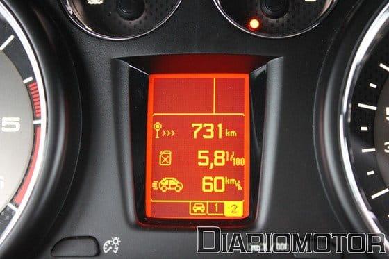 Peugeot RCZ 2.0 HDi, a prueba (II)