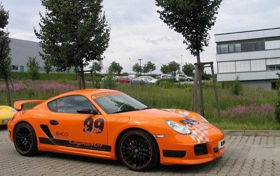 Porsche Cayman GT de Enco Exclusive