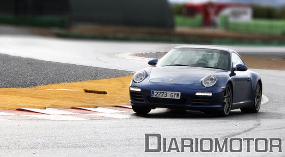 Porsche Carrera 4S, prueba