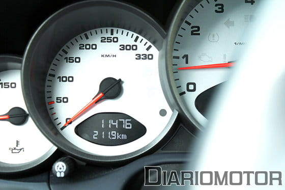 Porsche Carrera 4S, prueba 560