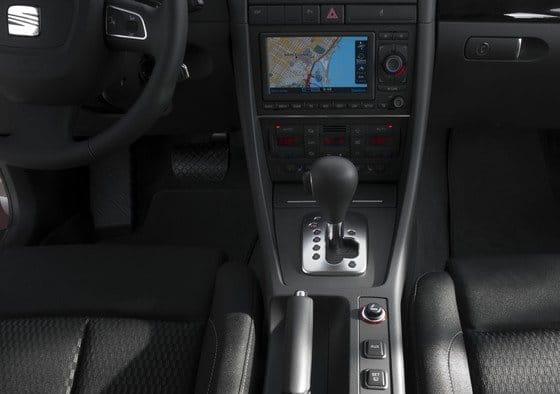 Caja de cambios Multitronic para el Seat Exeo 2.0 TDI de 143 CV