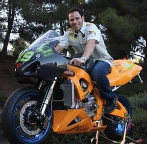 Swigz.com Pro Racing Electric Superbike