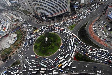 Beijing limita las ventas de coches nuevos