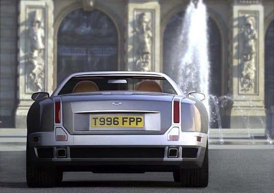 Aston Martin Twenty Twenty Concept
